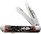 Case Crimson Bone Limited Edition Trapper Folding Knife