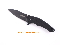 Kershaw Turbulence Assisted Opening Knife Black Blade