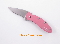 Kershaw Pink Chive Assisted Opening Folding Knife