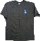 T-Shirt Tops Knives Logo Black XXLarge