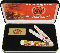 Case Limited Edition Commemorative Fire Fighter Trapper