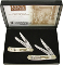 Utica Cutlery Co 2 piece 100th Anniversary Collector Set