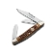 Boker German Made Jigged Brown Bone Stockman Folder