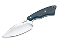 Boker Plus Rambler Fixed Blade Tactical Self Defense Knife