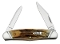 Case Humpback Half Whittler Genuine Stag CA32062