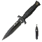 United Cutlery Combat Commander Black Boot Knife