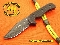 TOPS Knives Sky Marshal Hunters Point 1095 HC Alloy