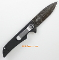 Kershaw 1760DAM Damascus Steel Skyline Folding Knife G-10